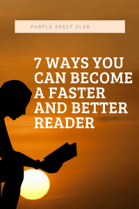 7 Ways you can become a faster and better reader-pin-purple shelf club