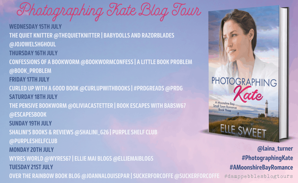 Photographing Kate book blog tour-purple shelf club